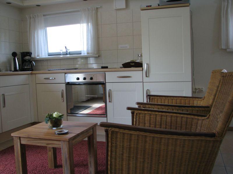 huisje, appartement 1